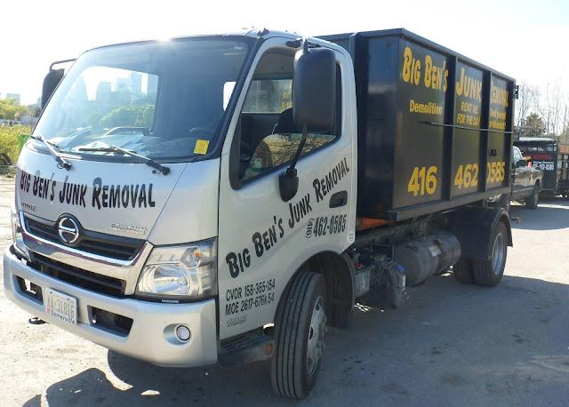 Big Ben's Hino Truck