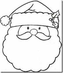 Dibujos Santa Claus Para Colorear Colorear Dibujos Infantiles