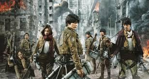 Đại Chiến Titan Người Thật  Attack on Titan Live Action