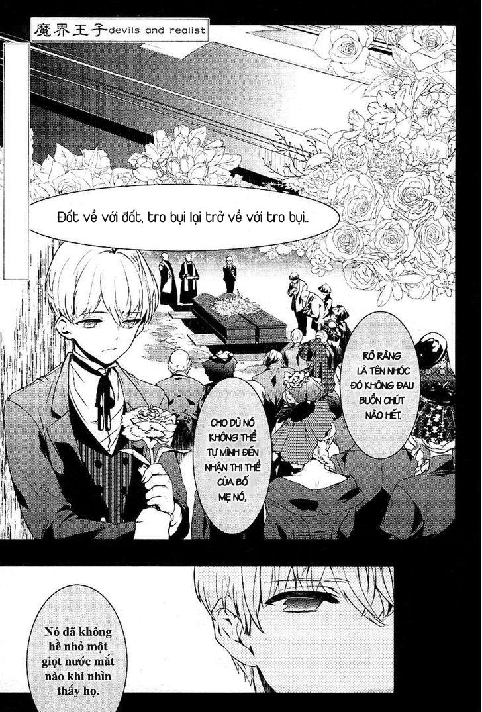 Makai Ouji: Devils and Realist Chap 034