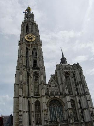 Cathédrale Notre-Dame à Anvers