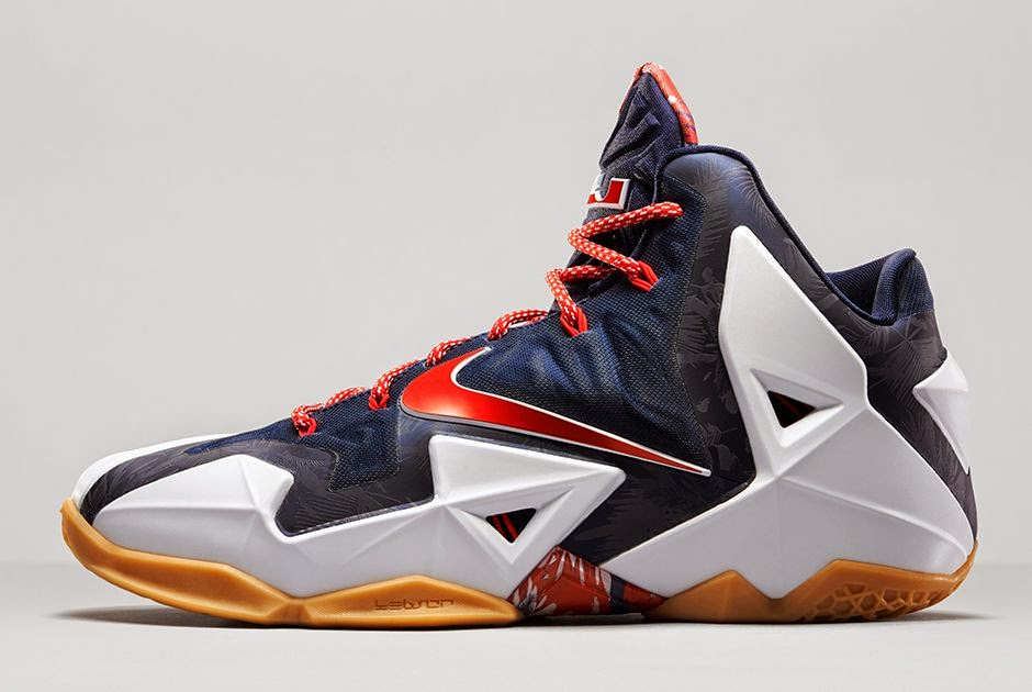 Release Reminder  Nike LeBron XI to Rock on July 4th  842cd161b