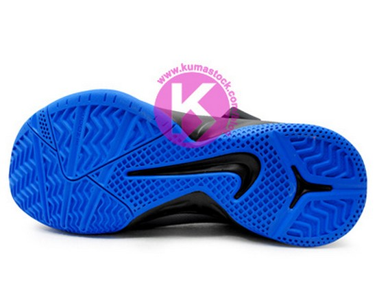 Nike Zoom Soldier VI Wolf GreyBlack Photo Blue   Sole