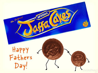 Happy Father's Day Does Jaffa love run in your family ;