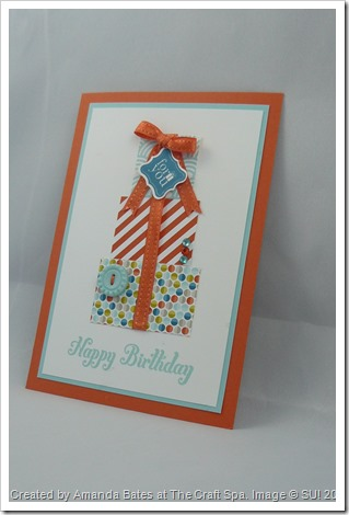 Petite Curly Label Punch, Pretty Petites, The Craft Spa, Sale A Bration, SAB, SU, Stampin Up  (2)