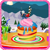 Christmas Cake Cooking Games