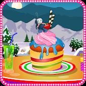 Christmas Cake Cooking Games