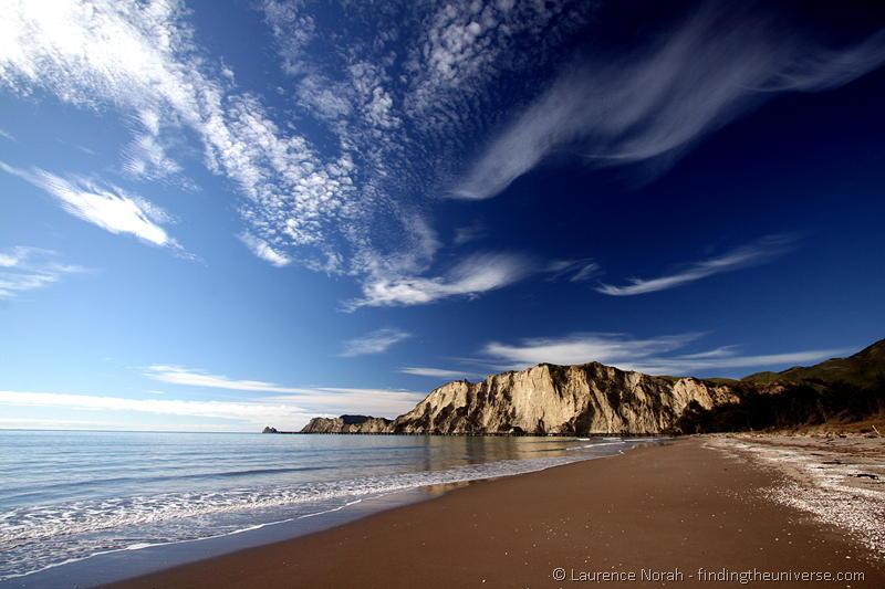 Beach New Zealand