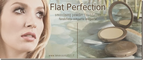 Immagine Fondotinta Flat Perfection Neve Cosmetics