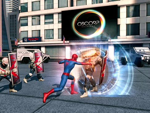 The Amazing Spider-Man 2 para iOS y Android