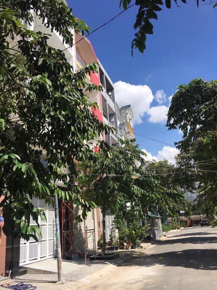 Bán nhà phố Chính Chủ Quận Gò Vấp 1 trệt 3 lầu 02