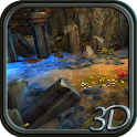 Forest Ruins 3D HD lwp icon