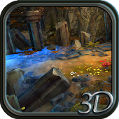 Forest Ruins 3D HD lwp