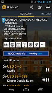 Hotels 4D - screenshot thumbnail