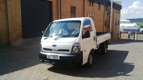 Xe tải Thaco Kia K200 thùng lửng