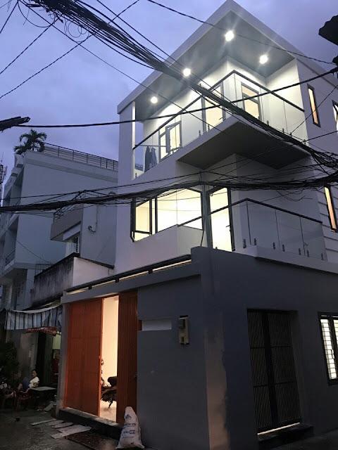 Bán nhà căn góc 2 mặt tiền Hẻm Xe Hơi Phan Chu trinh Bình Thạnh