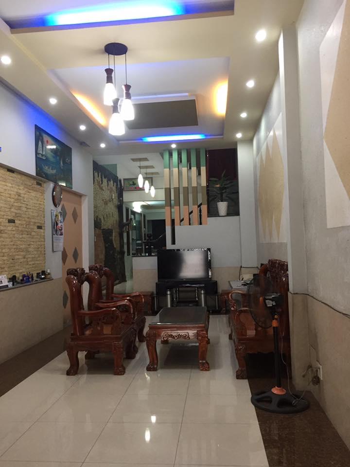 Bán nhà Mặt Tiền đường Nguyễn Ngọc Nhựt 1 trệt 2 lầu và sân thượng 02