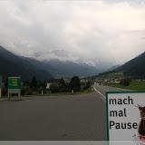 Grenzübergang Müstair, Blickrichtung Schweiz