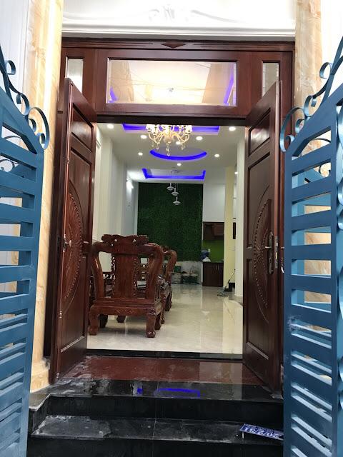 Nhà phố hẻm một sẹc Thạnh Lộc 29 Quận 12 - 011