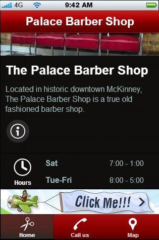 Palace Barber Shop - McKinney