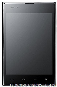 LG OPTIMUS VU SMARTPHONE 4G LTE TABLET LIKE VIEWING superfast IPS display 1.5GHz dual-core processor technology