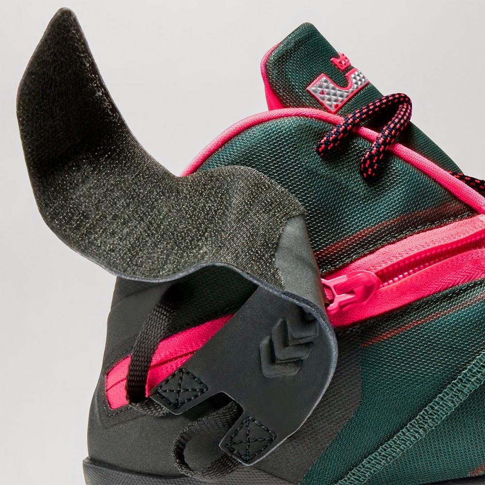 2015 Cheap Online Nike Zoom LeBron Soldier 8 Mineral Slate Seawe