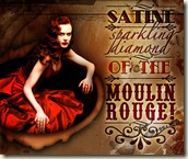 Satine du Moulin Rouge