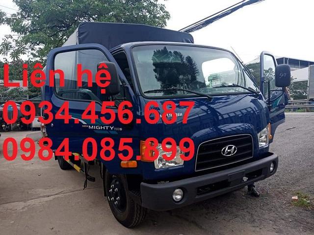 Ban xe Hyundai 110s thung bat tai bac ninh