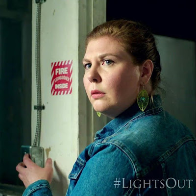Tomorrow be prepared to be scared when the lights go out LightsOut