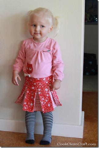 Prep School Skirt (9)