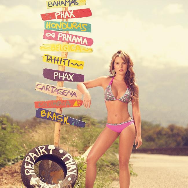 Melissa Giraldo Phax Swimwear Foto 123