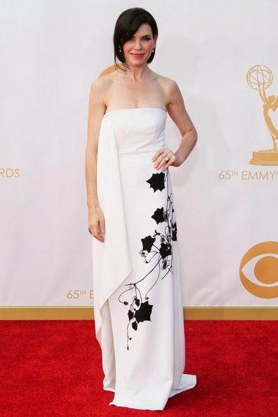 Julianna Margulies attends the 65th Annual Primetime Emmy Awards