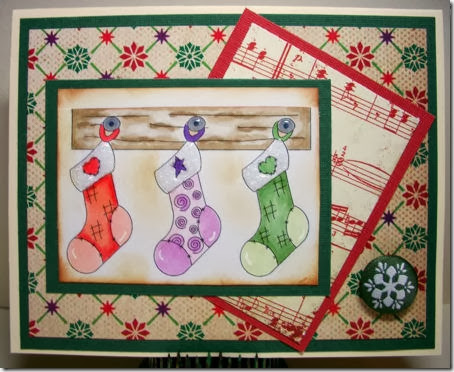 stockings hung card-450