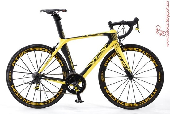 RTS TTRX LIMITED EDITION ROAD BIKE
