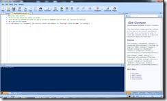 PowerShell GUI Script Editors – Aman Dhally's Blog