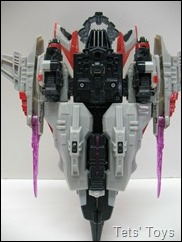 Galaxy Force Starscream
