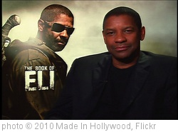'Denzel Washington on Made In Hollywood' photo (c) 2010, Made In Hollywood - license: http://creativecommons.org/licenses/by/2.0/