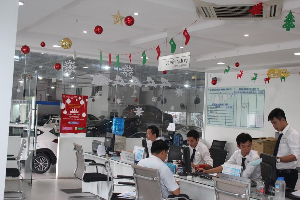 Tưng bừng đón Giáng sinh cùng Hyundai Việt Nam 02