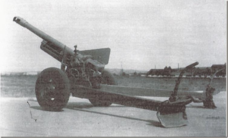 NAVAL REINOSA 105-26 1950