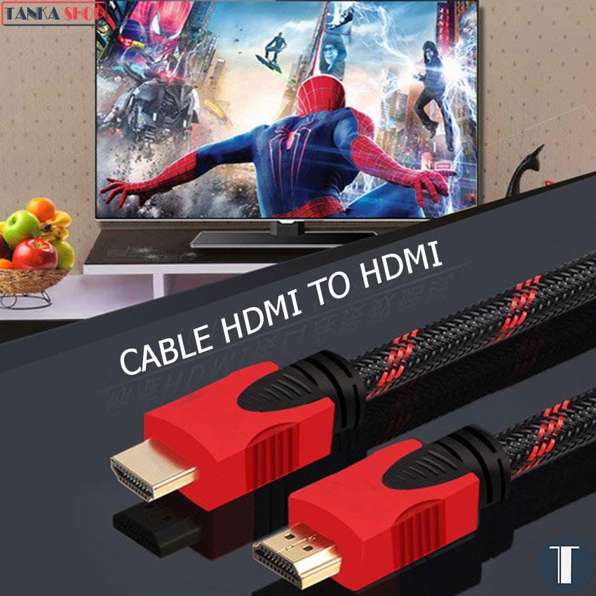 Cáp HDMI kết nối laptop với tivi