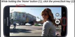 Cara Mengambil Screenshot di Samsung Galaxy S5