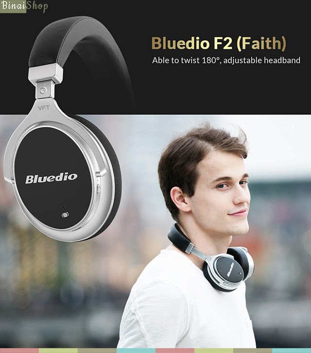 Bluedio F2 (With ANC)