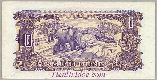 10 Đồng Việt Nam 1976