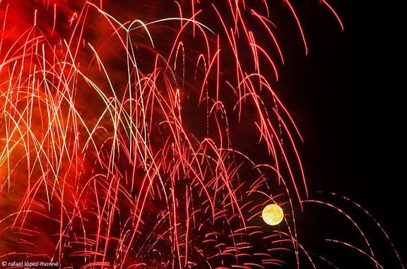 Concurs internacional de focs artificials Ciutat de Tarragona,Tarragona, Tarragonès, Tarragona