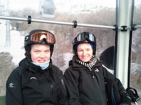 Skitur til Sestriere, marts 2011