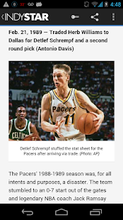 IndyStar - screenshot thumbnail