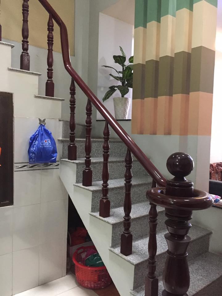 Bán nhà Mặt Tiền đường Nguyễn Ngọc Nhựt 1 trệt 2 lầu và sân thượng 03