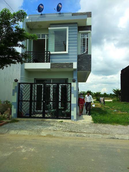 Bán Nhà Mặt Tiền Đường Nguyễn Ngọc Nhựt 1 trệt 1 lầu Quận Tân Phú 01