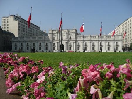 Parlament Chile