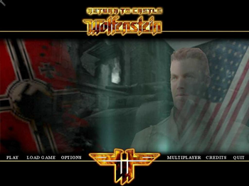 Free Download Return to Castle Wolfentien PC ISO Game